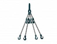 4 stremenska bremenska veriga VB 412 s skrajševalnimi členi, kvaliteta 120