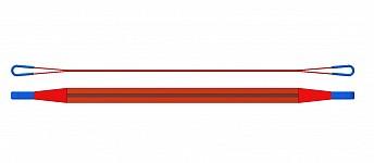 Dvižni trak z zanko DTR 500 s PU zaščito