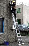 Professional extandable Al ladder 5048