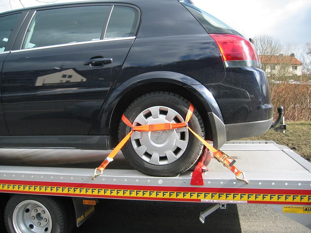 Povezovalni trak za avtomobile ROB - EV, 2500/5000 dan