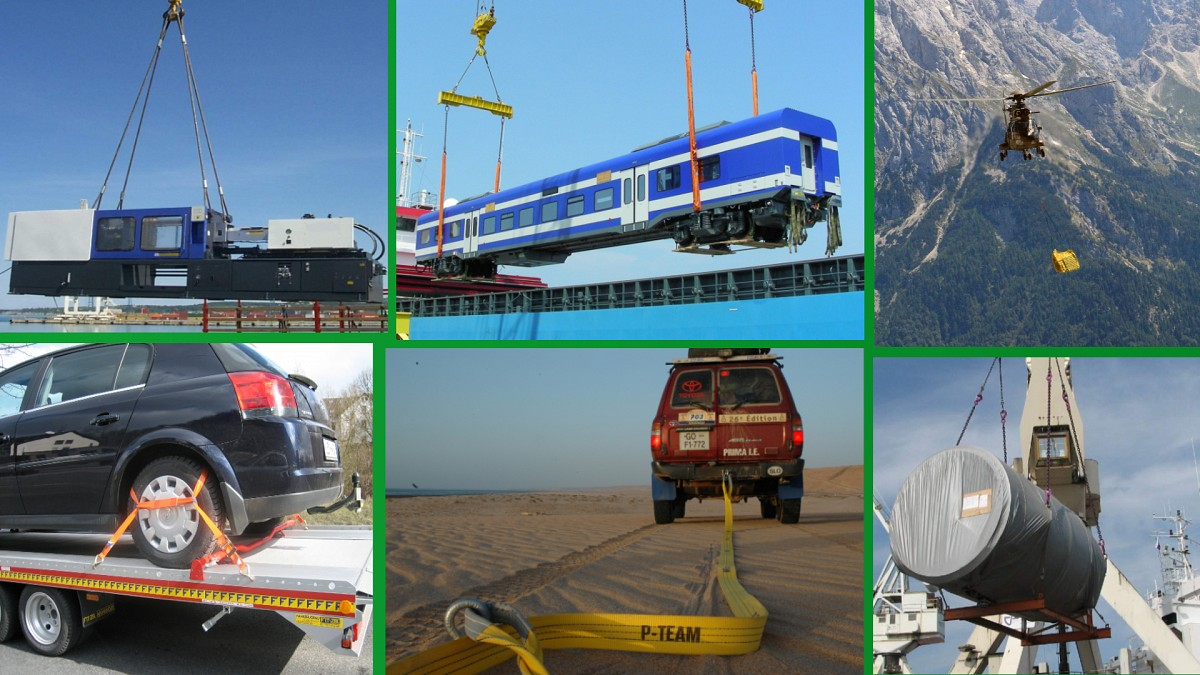 Specialists for lifting and fixing equipment