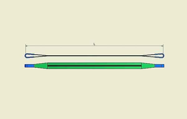 Dvižni trak z zanko DTZ 200