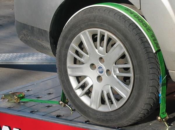 Lashing sling for cars TKP - EV, 1000/2000 daN